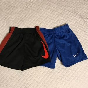 EUC! Nike Toddler Athletic Shorts, 24 Months